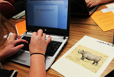 "Writing Is NOT ""Extinct"" in the STEMCAP Project"